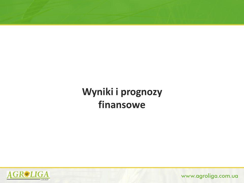 Wyniki i prognozy finansowe
