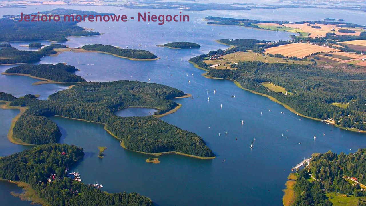 Jezioro morenowe - Niegocin
