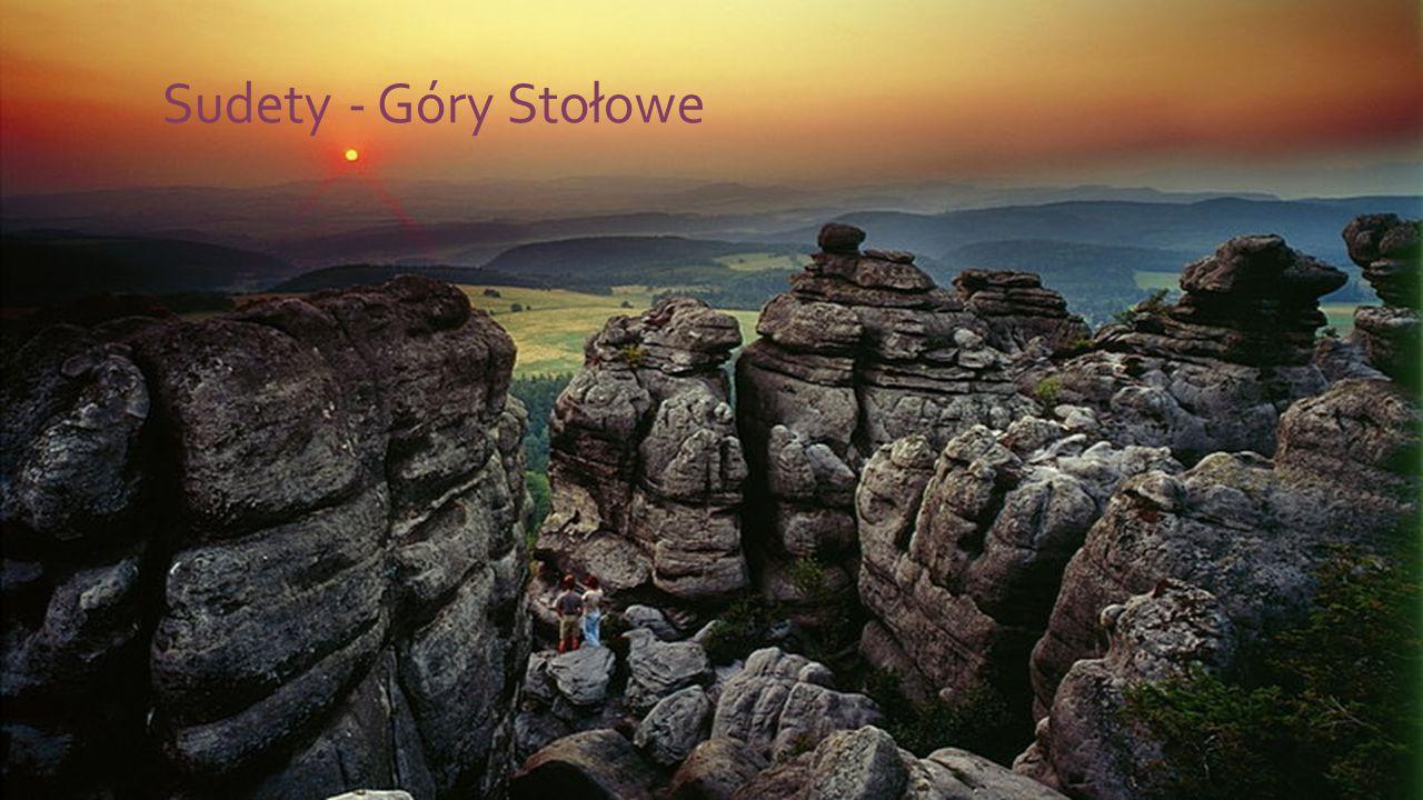Sudety - Góry Stołowe