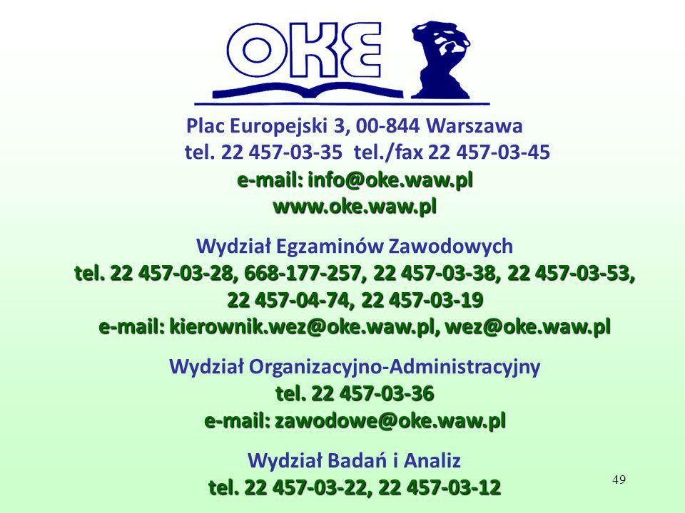 Plac Europejski 3, 00-844 Warszawa