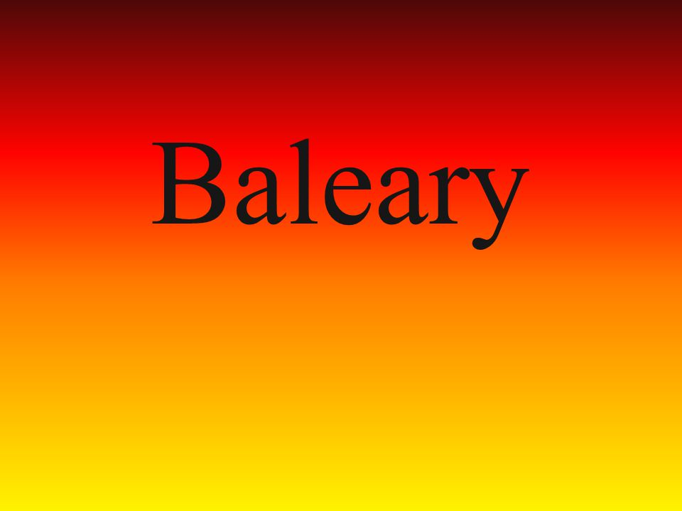 Baleary