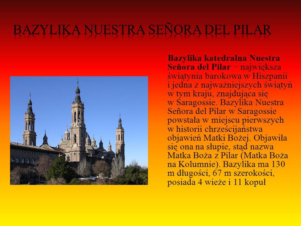 Bazylika Nuestra Señora del Pilar