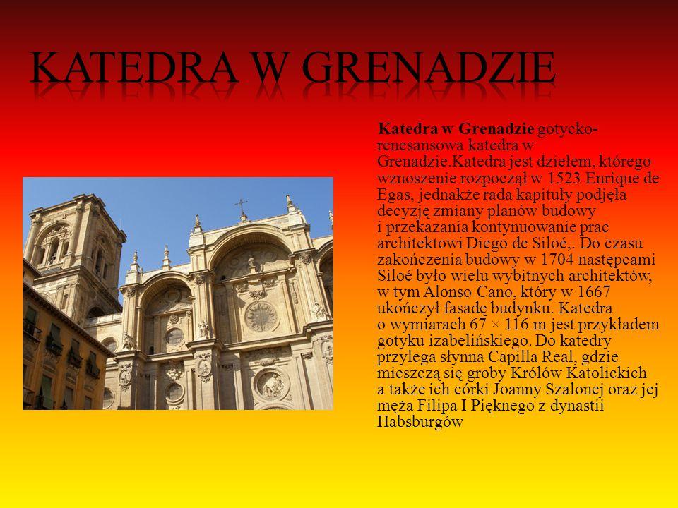 Katedra w Grenadzie