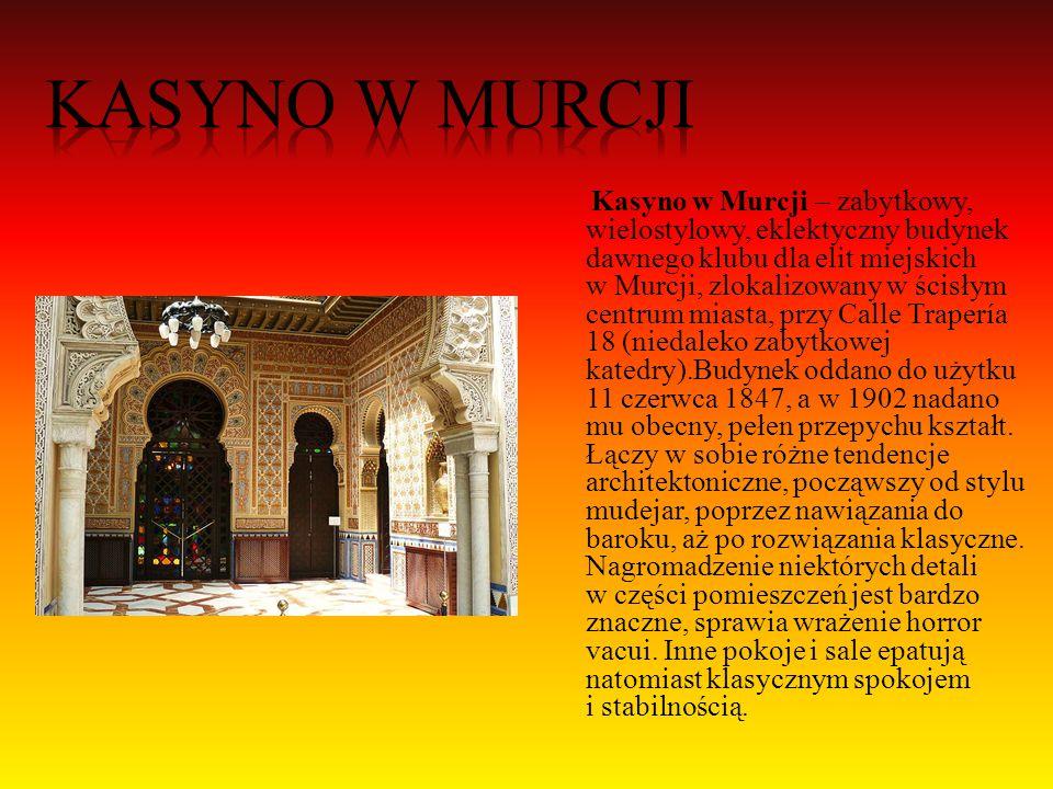 Kasyno w Murcji