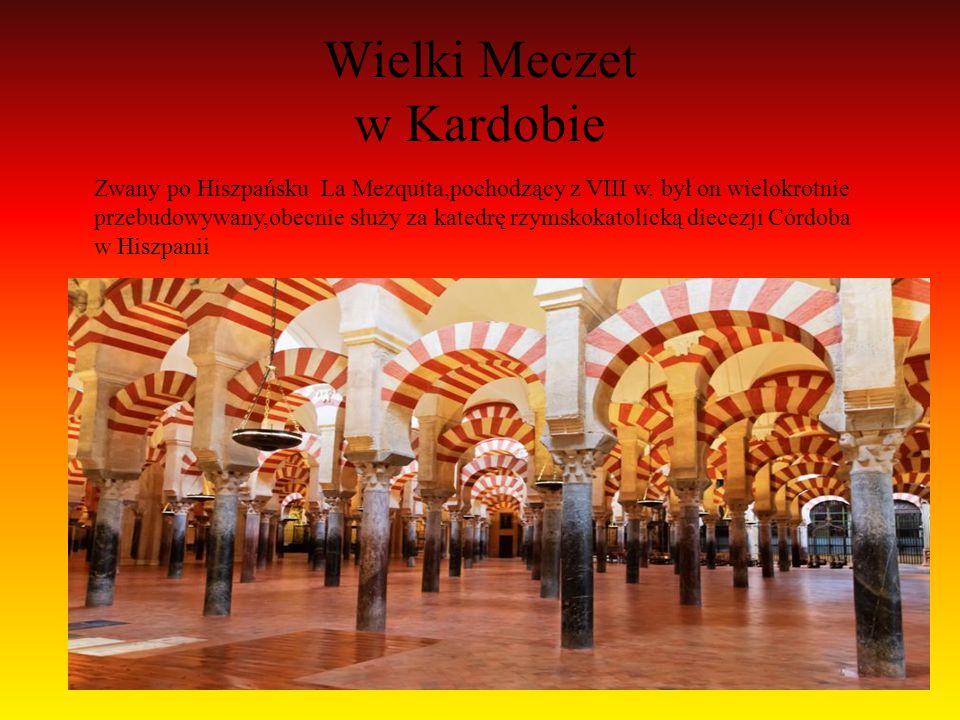 Wielki Meczet w Kardobie