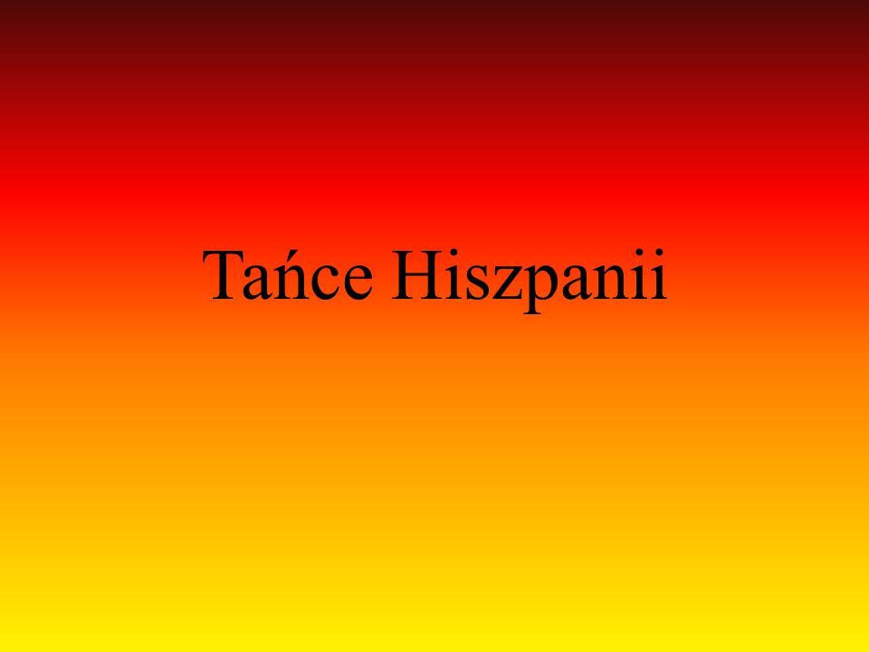 Tańce Hiszpanii