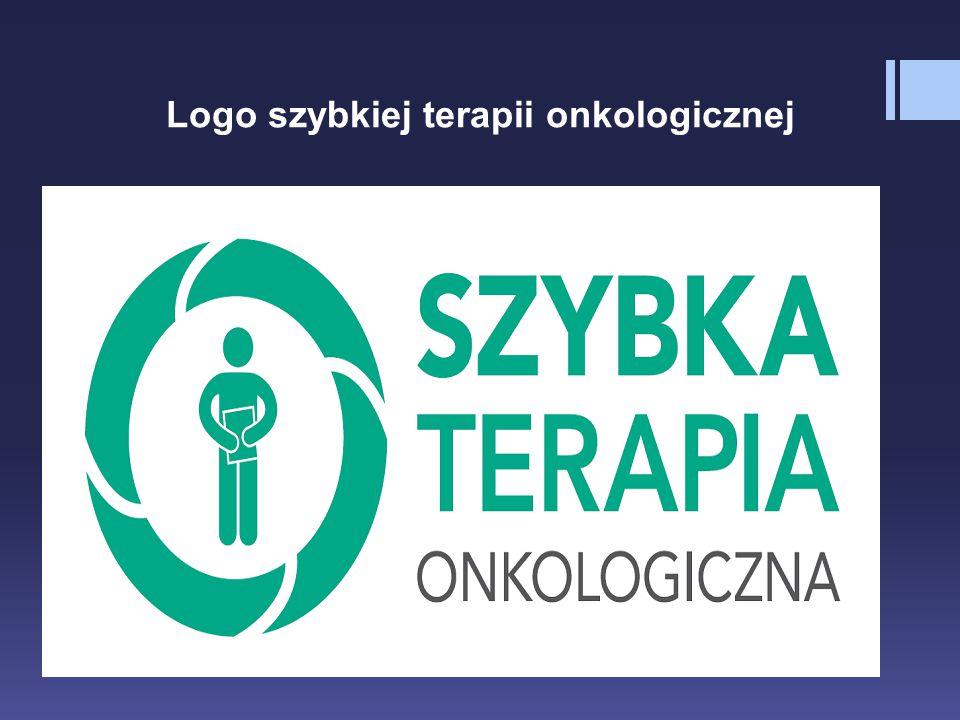 Logo szybkiej terapii onkologicznej