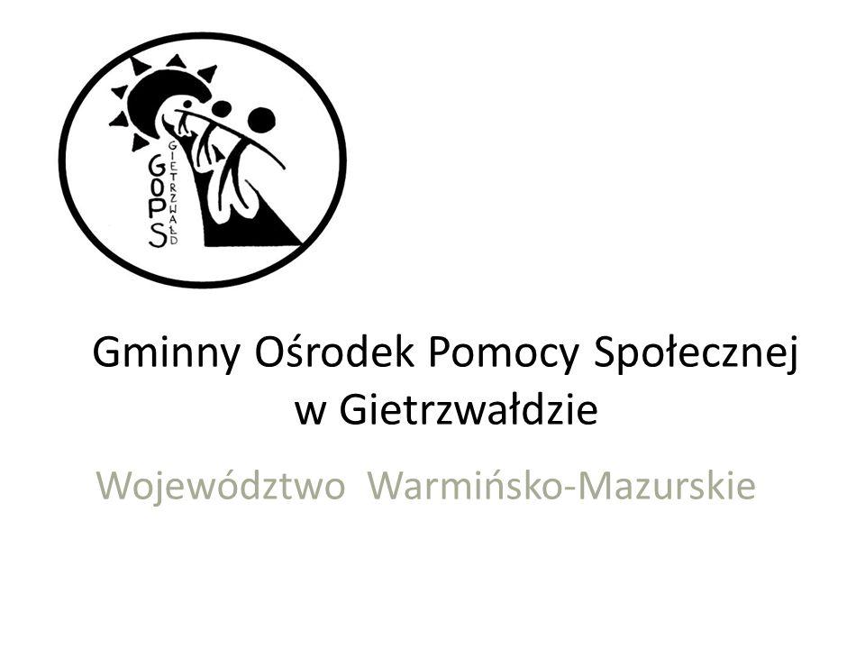 Gminny Ośrodek Pomocy Społecznej w Gietrzwałdzie