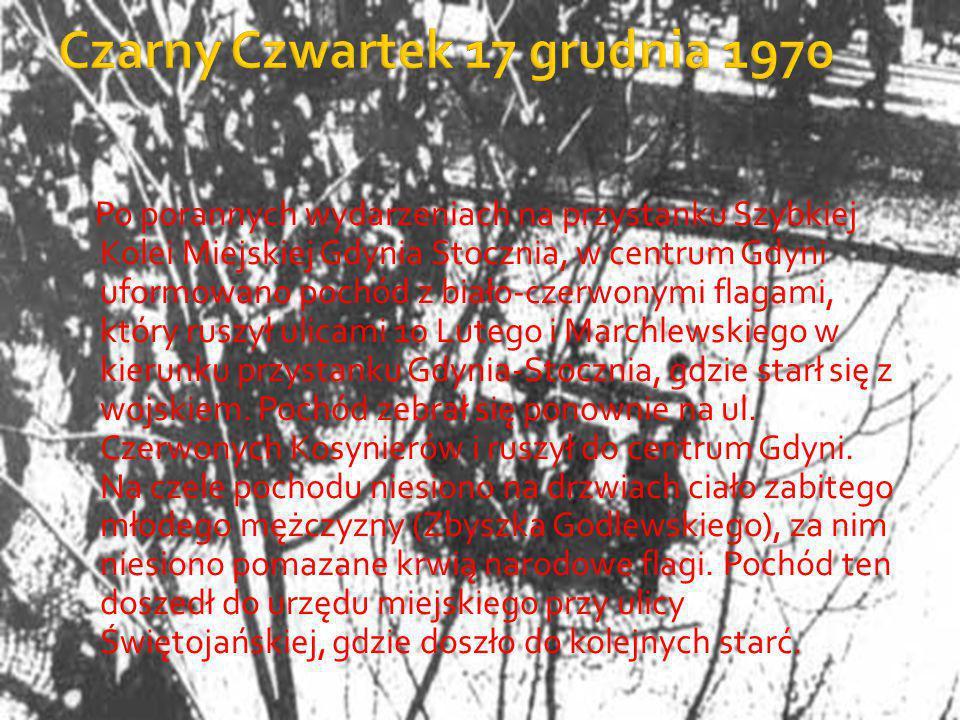 Czarny Czwartek 17 grudnia 1970