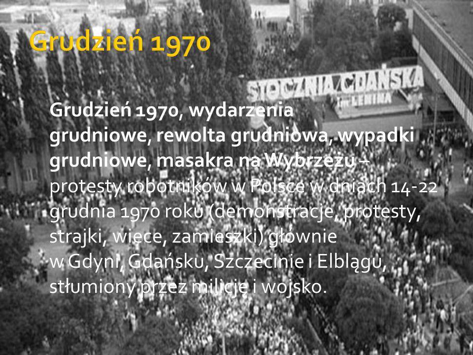 Grudzień 1970