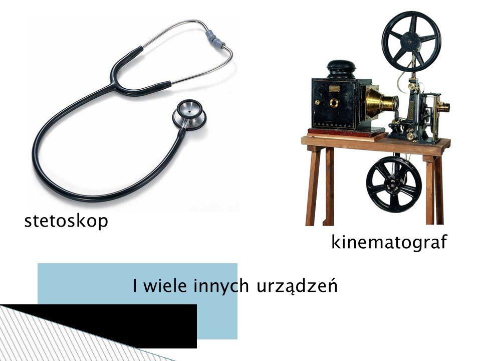 I wiele innych urządzeń