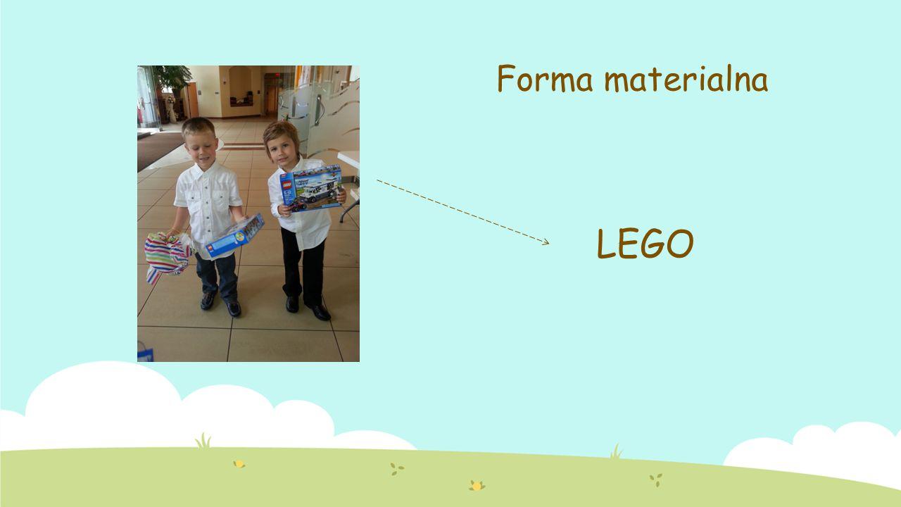 Forma materialna LEGO