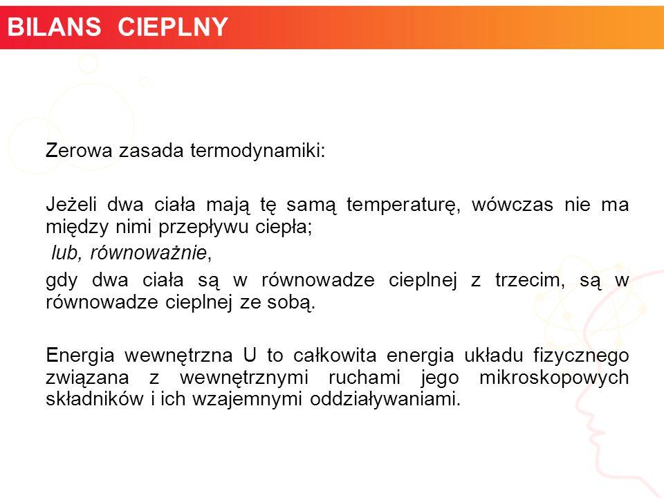 BILANS CIEPLNY informatyka +