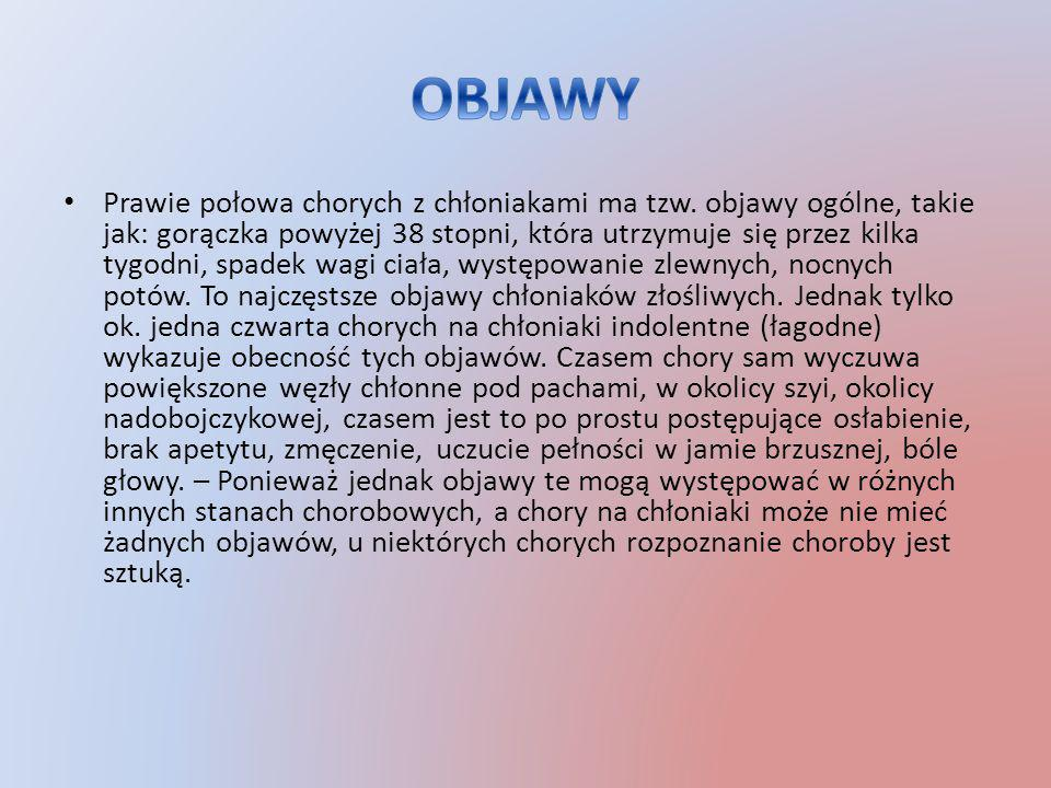 OBJAWY