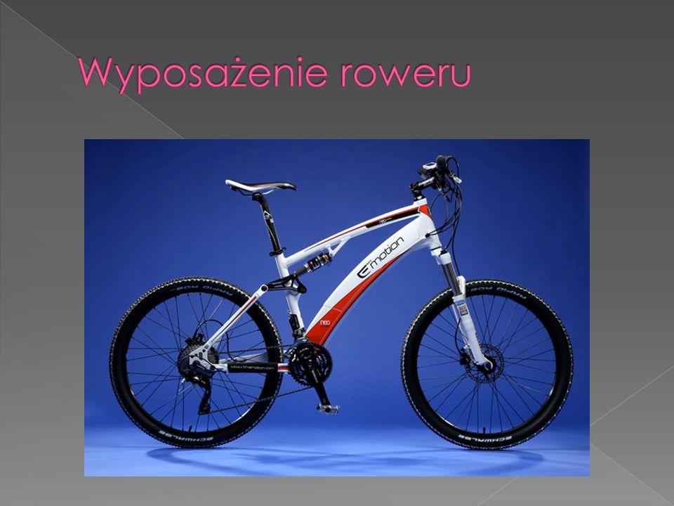 Wyposażenie roweru