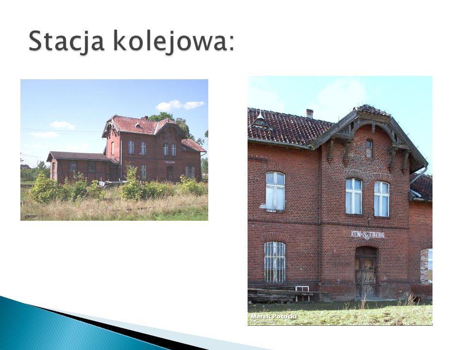 Stacja kolejowa:
