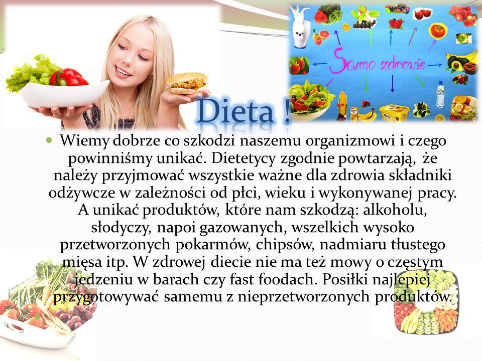 Dieta !