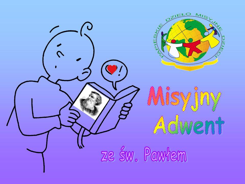 Misyjny Adwent ze św. Pawłem