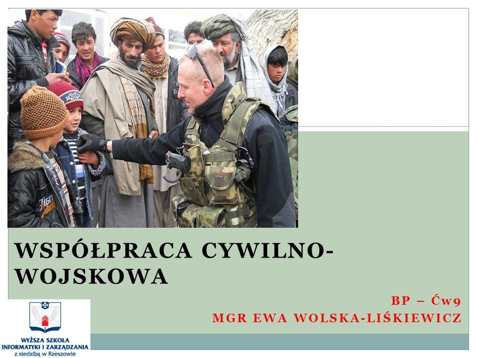 Współpraca cywilno-wojskowa