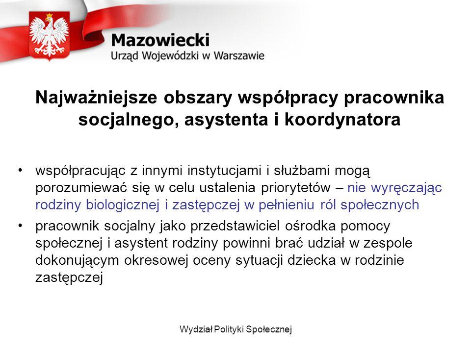 Wydział Polityki Społecznej