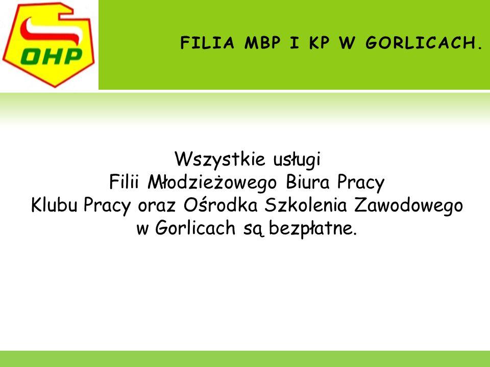 FILIA MBP I KP W GORLICACH.