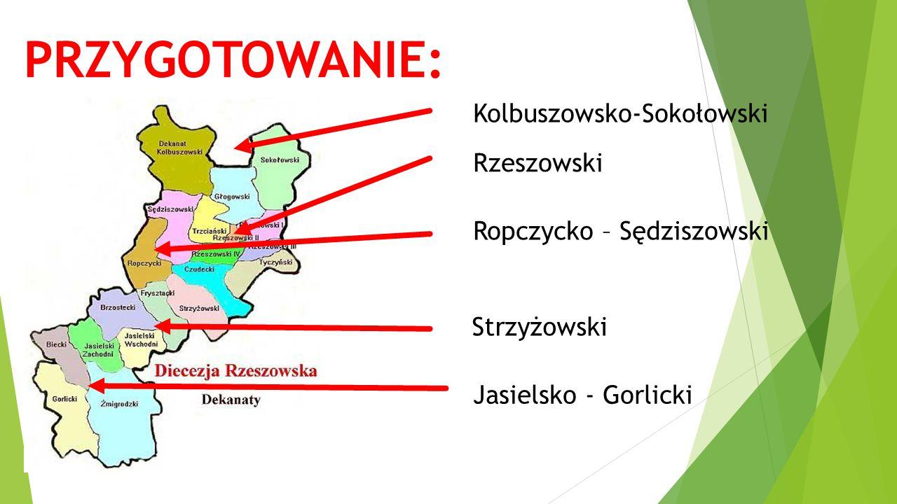 PRZYGOTOWANIE: Kolbuszowsko-Sokołowski Rzeszowski