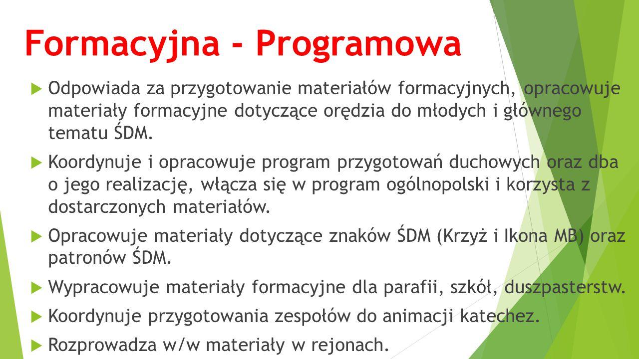 Formacyjna - Programowa