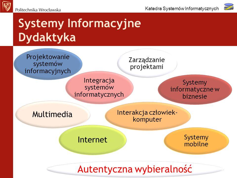 Systemy Informacyjne Dydaktyka