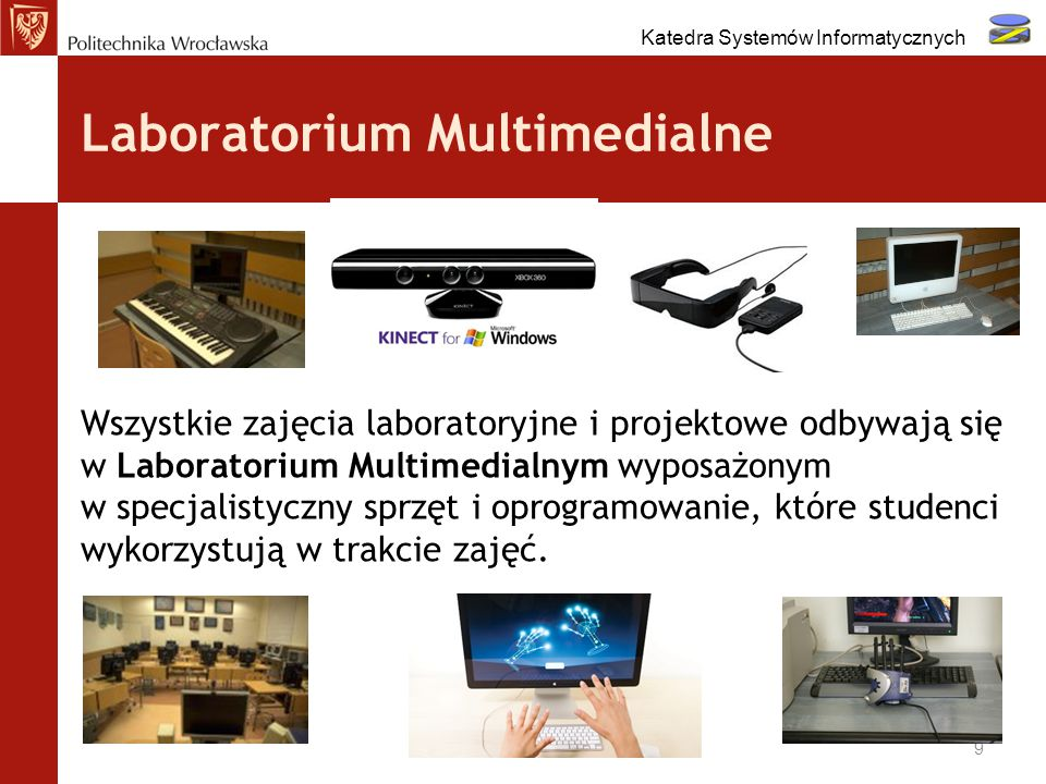 Laboratorium Multimedialne
