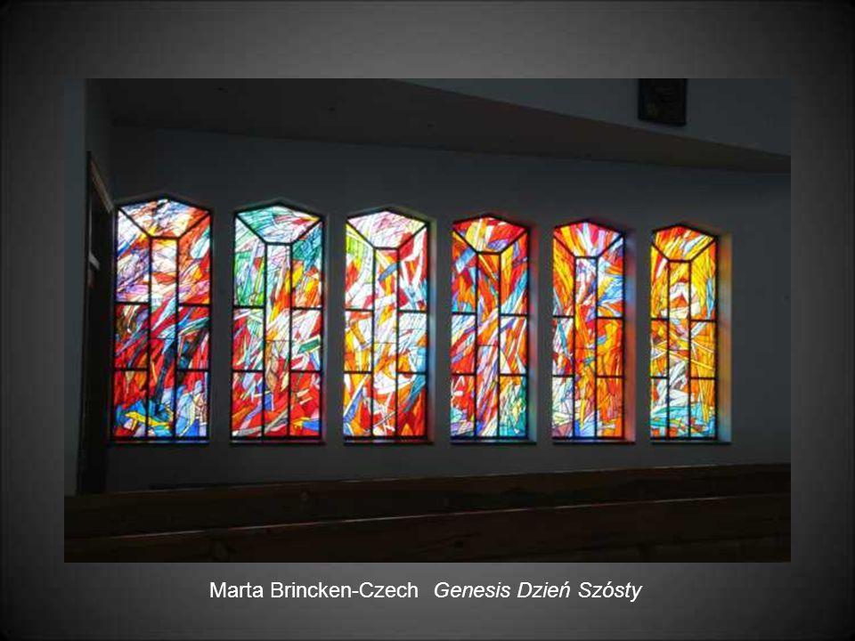 Marta Brincken-Czech Genesis Dzień Szósty