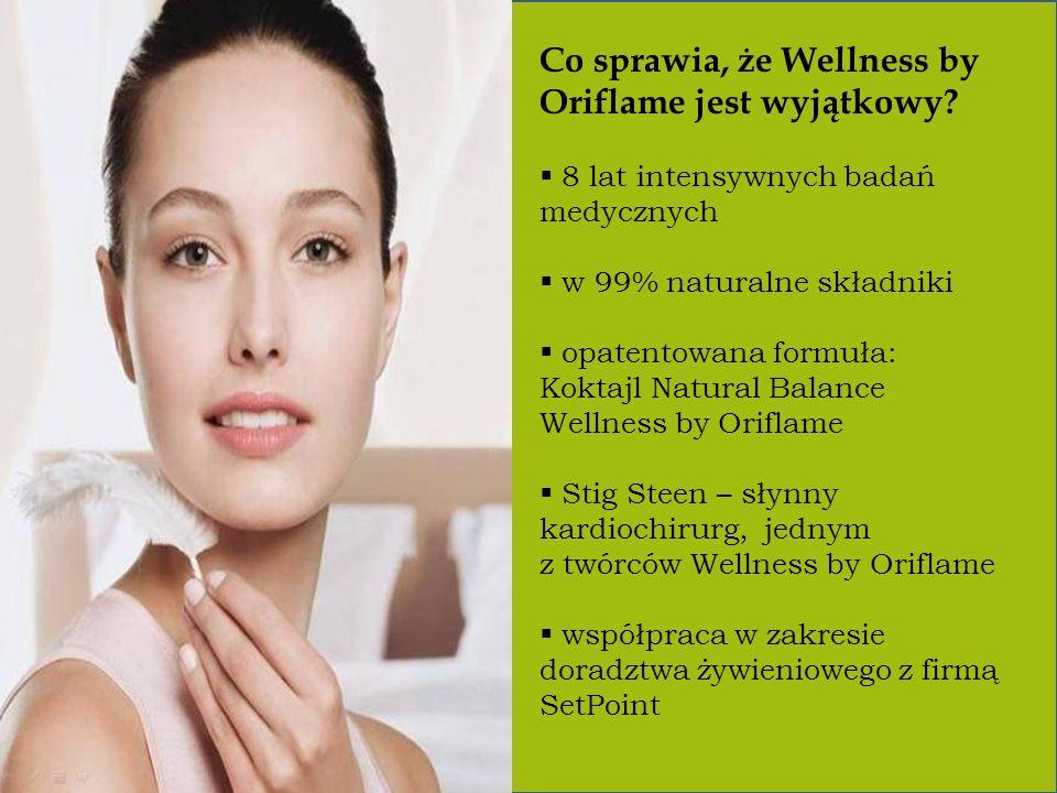 Co sprawia, że Wellness by Oriflame jest wyjątkowy