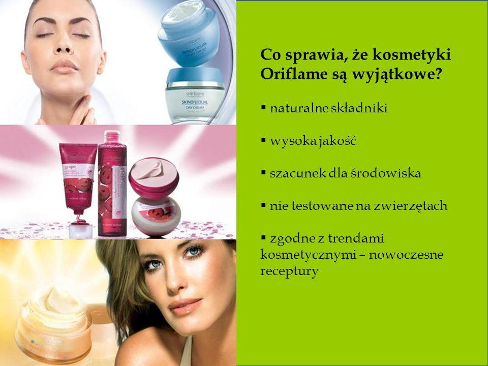 Co sprawia, że kosmetyki Oriflame są wyjątkowe