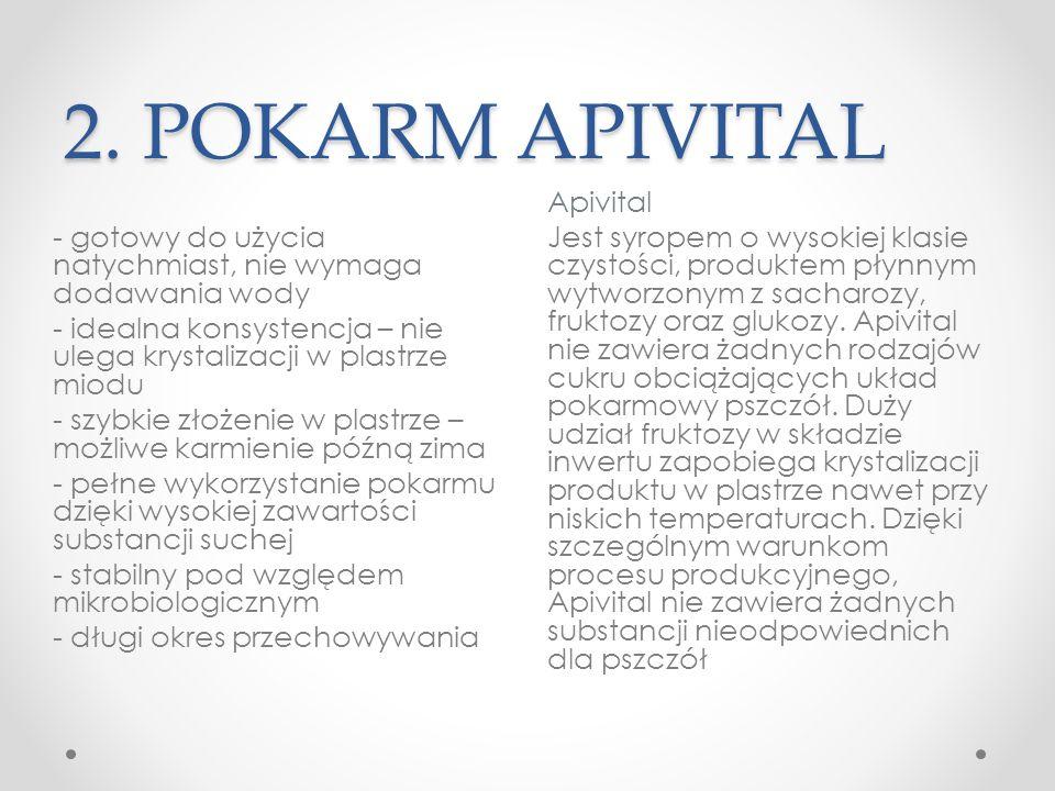 2. POKARM APIVITAL