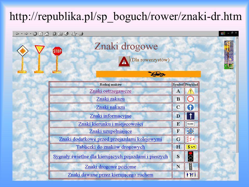 http://republika.pl/sp_boguch/rower/znaki-dr.htm