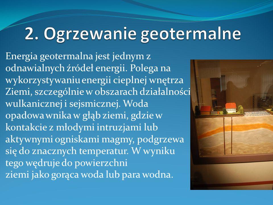 2. Ogrzewanie geotermalne
