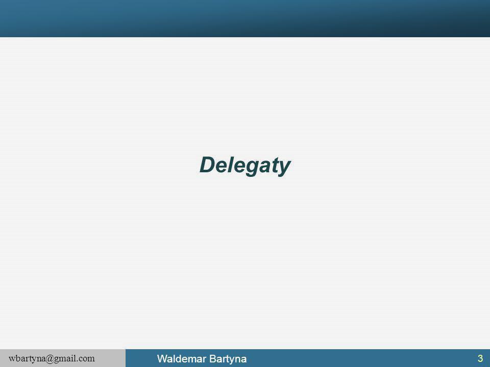 Delegaty