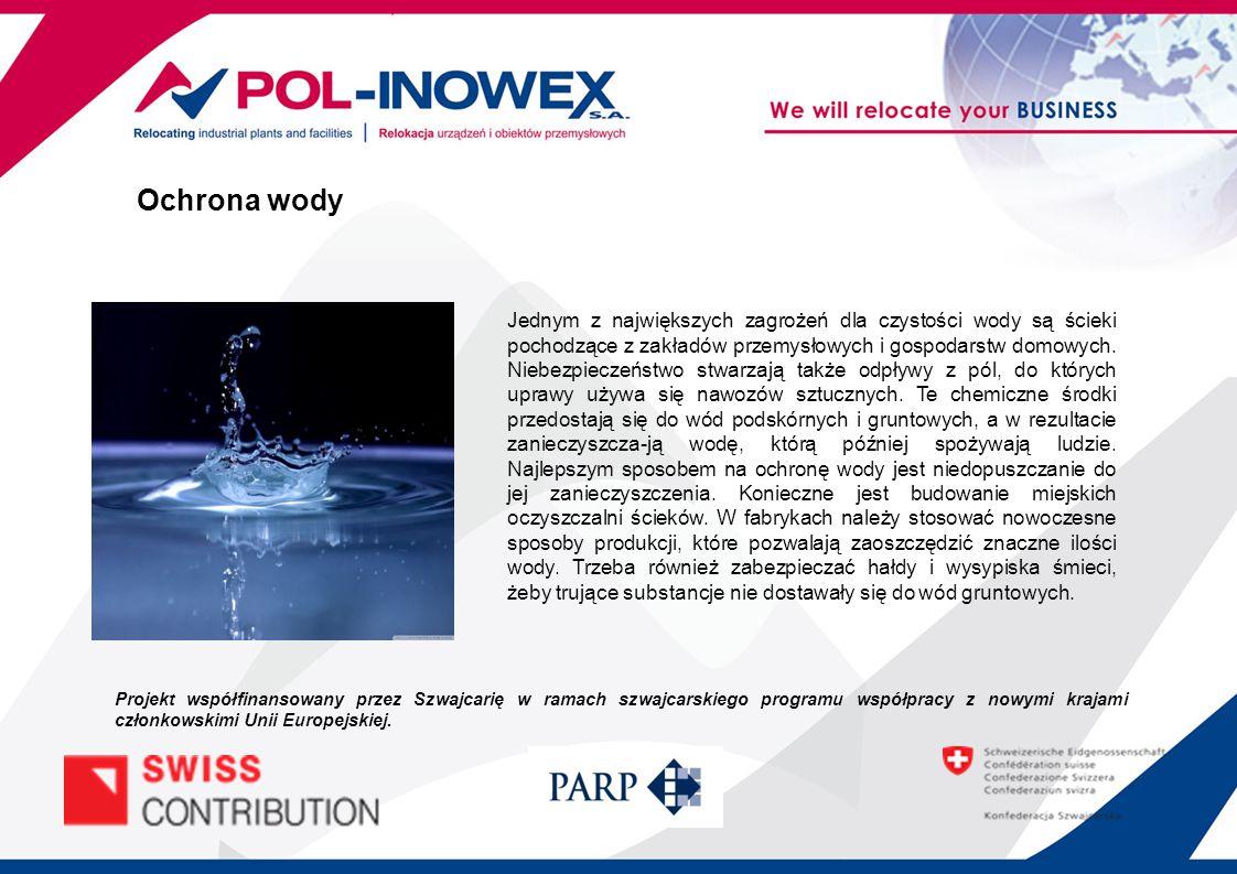 Ochrona wody