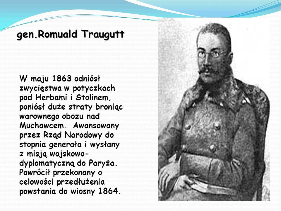 gen.Romuald Traugutt