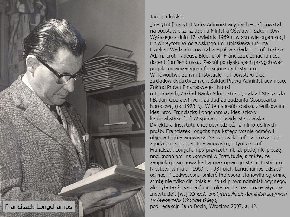 Franciszek Longchamps