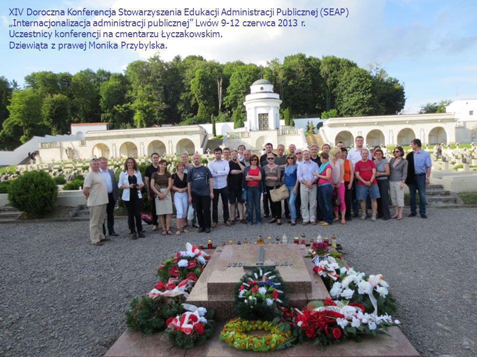 XIV Doroczna Konferencja Stowarzyszenia Edukacji Administracji Publicznej (SEAP)