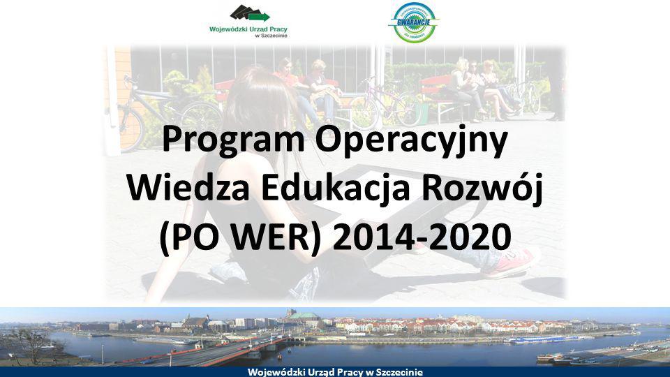 Program Operacyjny Wiedza Edukacja Rozwój (PO WER) 2014-2020