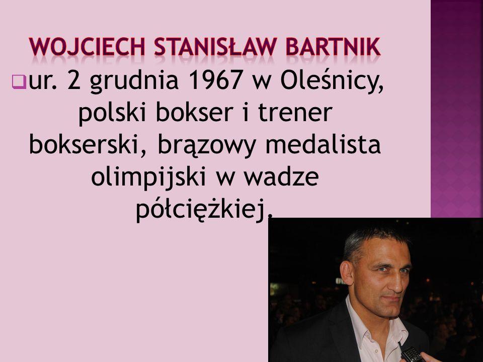 Wojciech Stanisław Bartnik