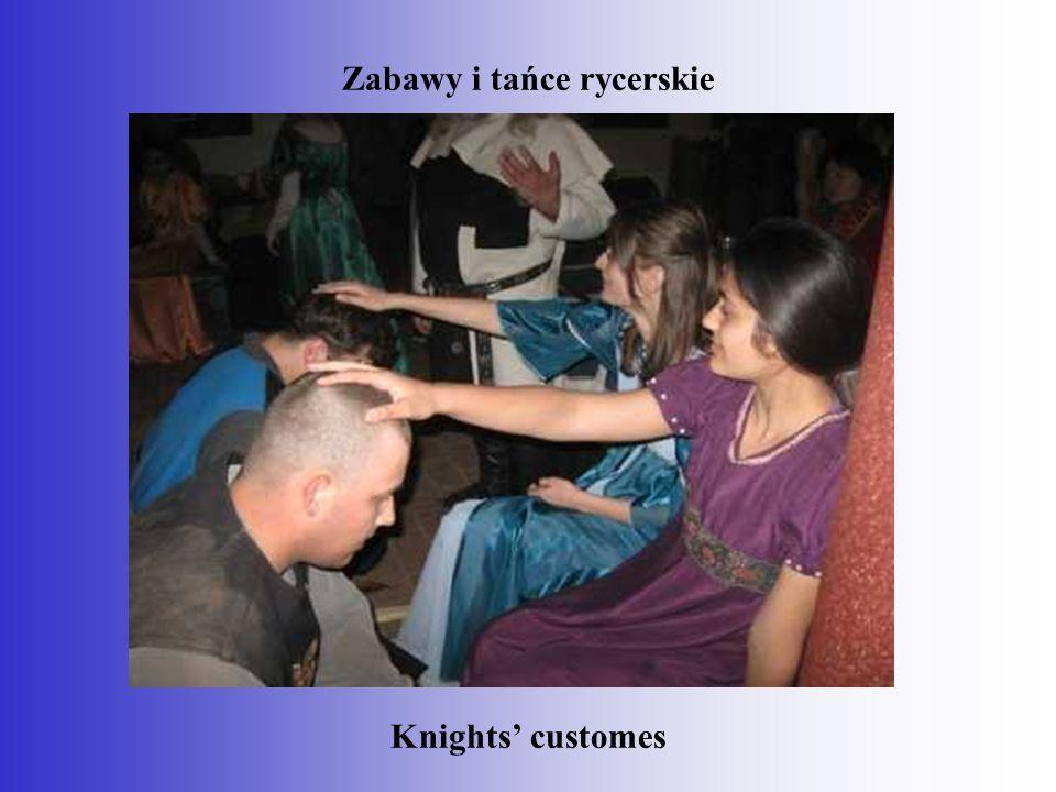 Zabawy i tańce rycerskie