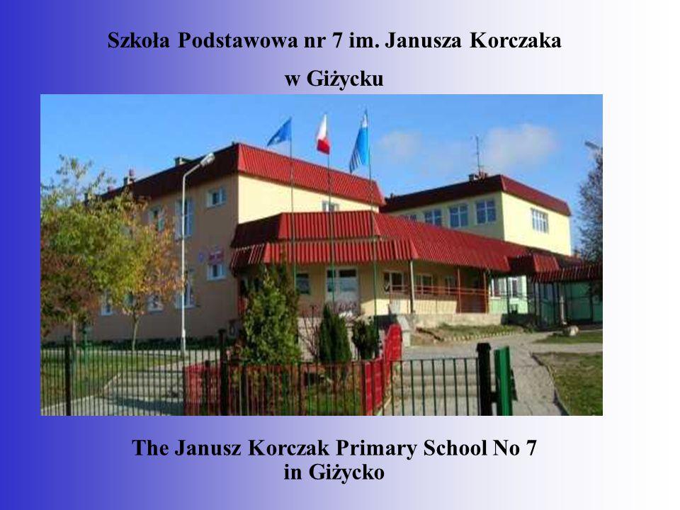 Szkoła Podstawowa nr 7 im. Janusza Korczaka w Giżycku