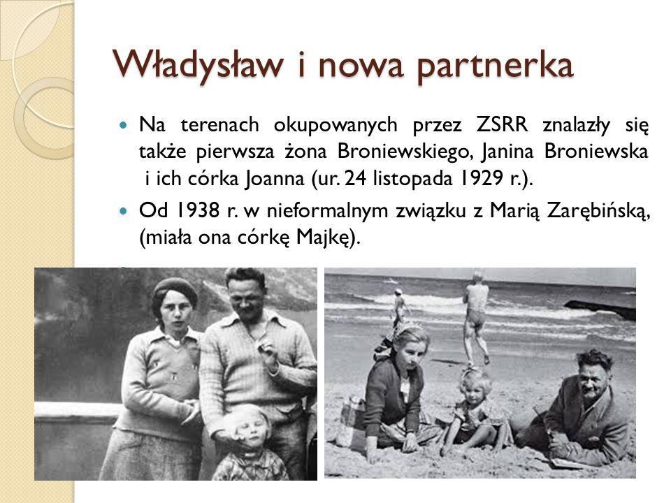 Władysław i nowa partnerka