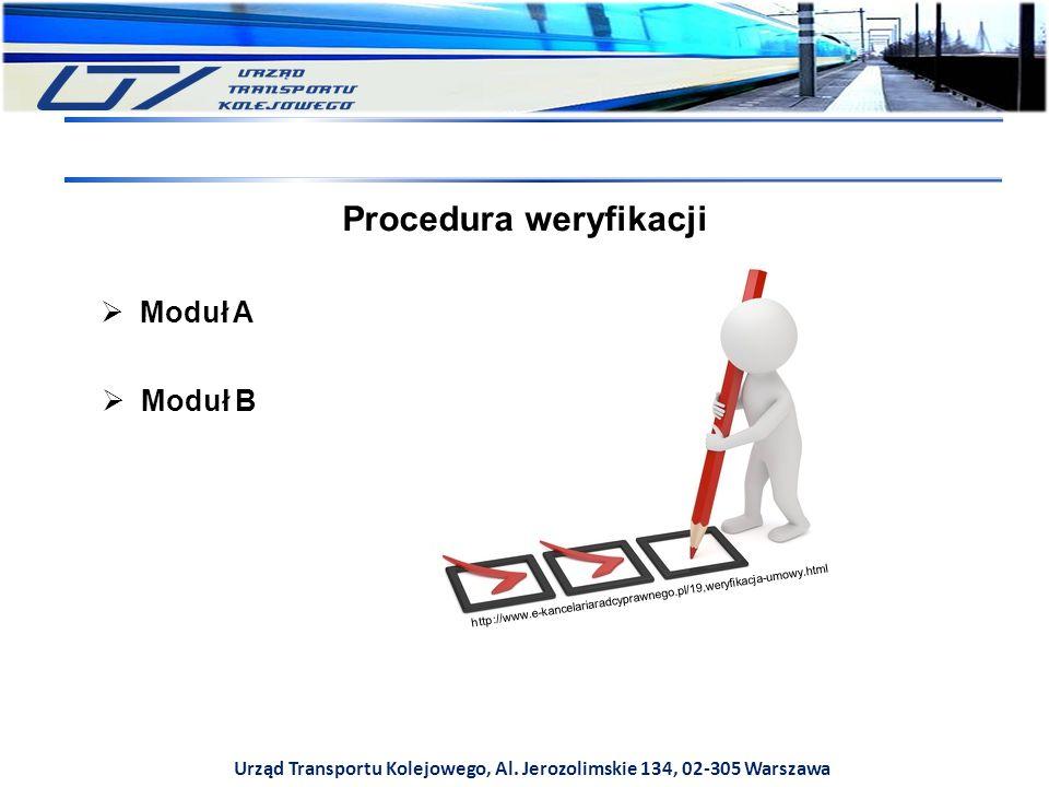 Procedura weryfikacji