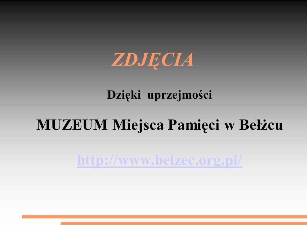 MUZEUM Miejsca Pamięci w Bełżcu