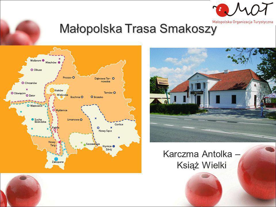 Małopolska Trasa Smakoszy