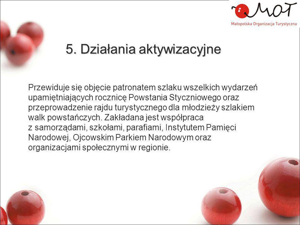 5. Działania aktywizacyjne