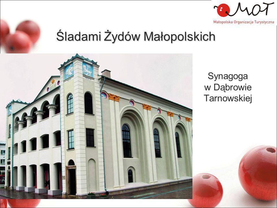 Śladami Żydów Małopolskich